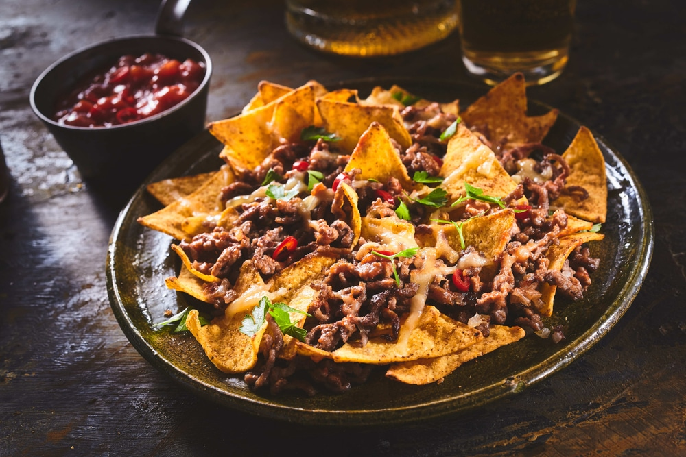 Food for Poker Night: Fun and Delicious Recipes for the Next