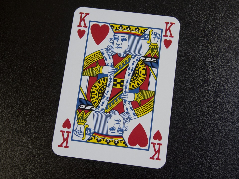 Red King of Hearts